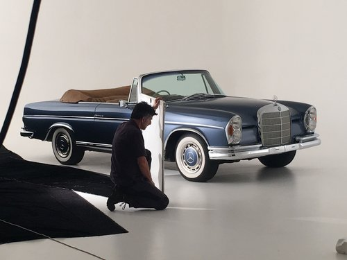 1964 Mercedes-Benz 300SE Cabriolet RHD For Sale (picture 4 of 6)