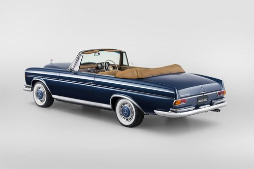1964 Mercedes-Benz 300SE Cabriolet RHD For Sale (picture 5 of 6)