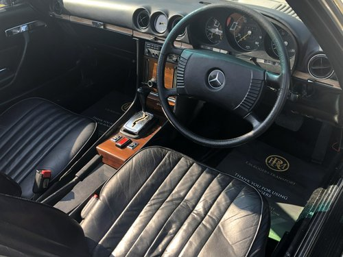 1971 Mercedes Benz 350 SL Automatic SOLD (picture 5 of 6)