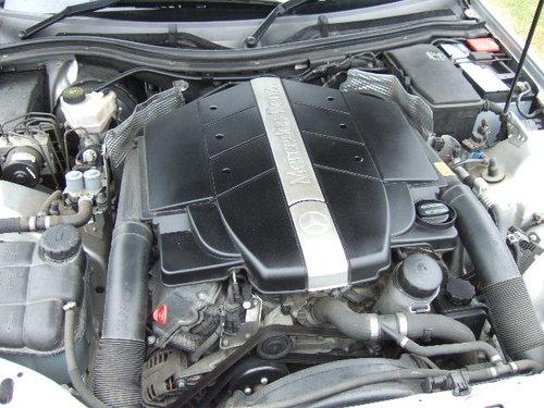 2000(W) Mercedes SLK320 V6 Convertible Brilliant Silver For Sale (picture 6 of 6)