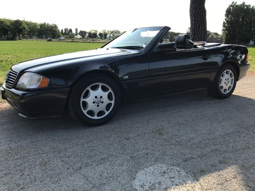 1993 Lhd really nice Mercedes 300 SL 24valve 2 seater  For Sale (picture 1 of 6)