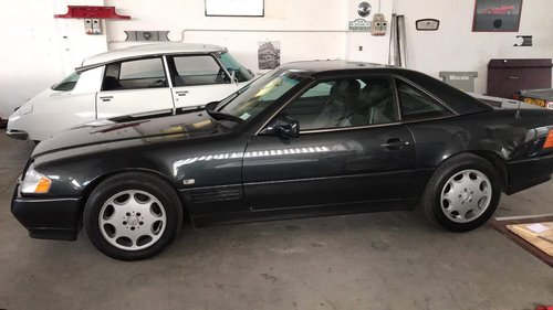 1993 Lhd really nice Mercedes 300 SL 24valve 2 seater  For Sale (picture 4 of 6)