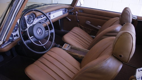 1969 Mercedes-Benz 280sl - Beautiful Driver SOLD (picture 6 of 6)