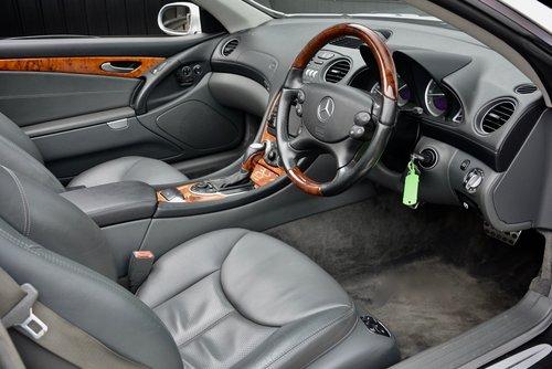 2003 Mercedes SL 500 5.0 V8 SOLD (picture 5 of 6)
