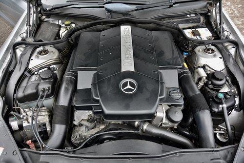 2003 Mercedes SL 500 5.0 V8 SOLD (picture 6 of 6)