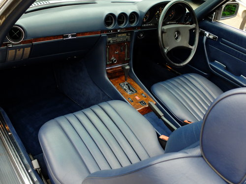 1988 MERCEDES 300 SL - SUPERB HISTORY - 64K MILES For Sale (picture 3 of 6)
