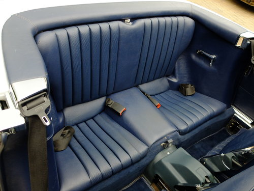 1988 MERCEDES 300 SL - SUPERB HISTORY - 64K MILES For Sale (picture 4 of 6)