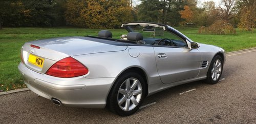 2005 Mrecedes SL350 Automatic 1 Owner FMDSH Low Miles For Sale (picture 2 of 6)