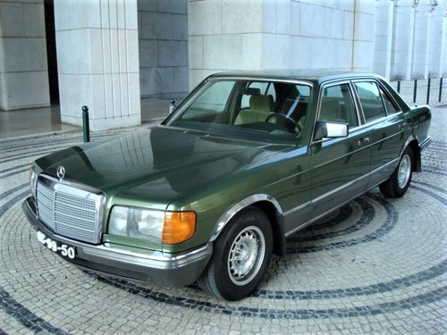1981 Mercedes-Benz 500 SE (W126) For Sale (picture 1 of 6)