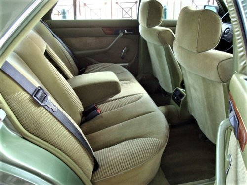 1981 Mercedes-Benz 500 SE (W126) For Sale (picture 4 of 6)