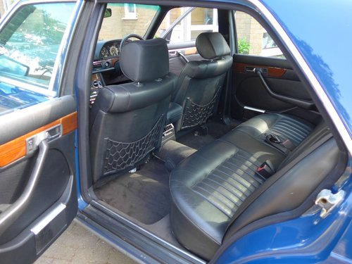 1984 Mercedes 500SEL With Only 64k Miles For Sale (picture 6 of 6)