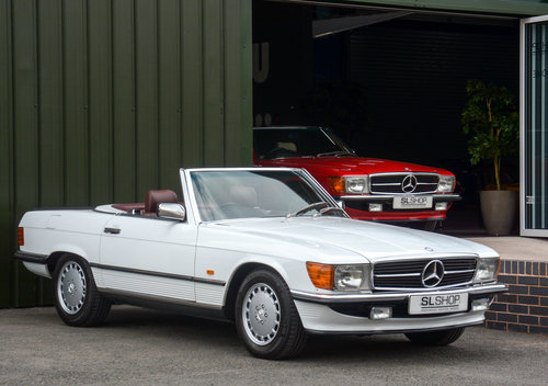 1988 | Mercedes Benz R107 | 500SL STOCK #1998 For Sale (picture 1 of 6)