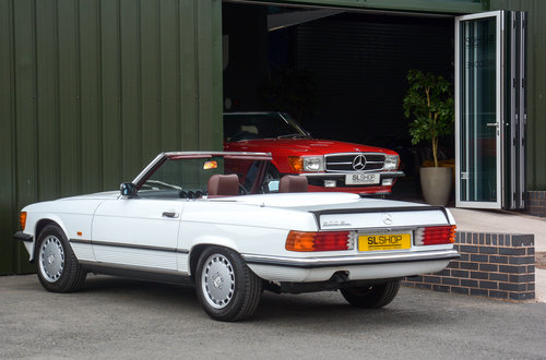 1988 | Mercedes Benz R107 | 500SL STOCK #1998 For Sale (picture 2 of 6)