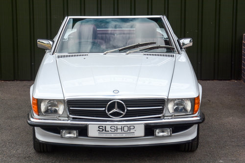 1988 | Mercedes Benz R107 | 500SL STOCK #1998 For Sale (picture 3 of 6)