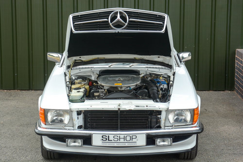 1988 | Mercedes Benz R107 | 500SL STOCK #1998 For Sale (picture 6 of 6)