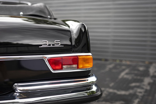 1970 Mercedes 280 SE CABRIOLET 3.5 SOLD (picture 6 of 6)