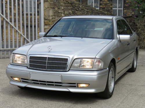 1994 Mercedes W202 C220 Sport - 86K - 1 Owner - AMG - Leather  SOLD (picture 1 of 6)