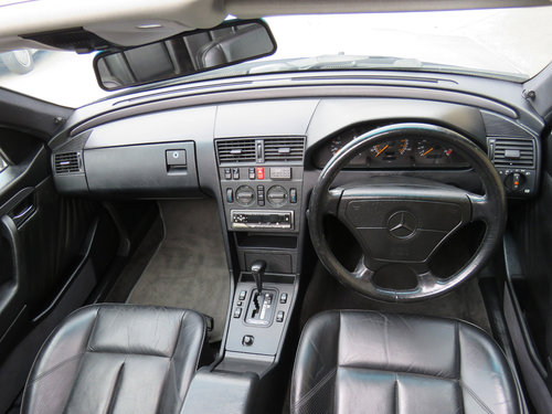 1994 Mercedes W202 C220 Sport - 86K - 1 Owner - AMG - Leather  SOLD (picture 4 of 6)