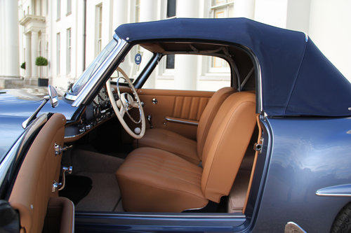 1961 Mercedes-Benz 190SL Concours Restored SOLD For Sale (picture 3 of 6)