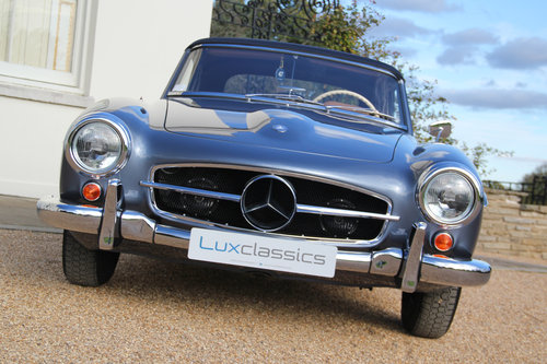 1961 Mercedes-Benz 190SL Concours Restored SOLD For Sale (picture 4 of 6)