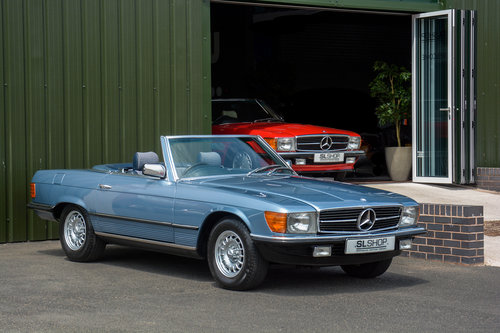 1985 MERCEDES-BENZ 380 SL | STOCK #1961 For Sale (picture 1 of 6)