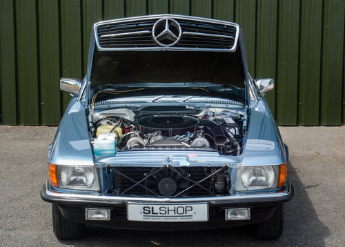 1985 MERCEDES-BENZ 380 SL | STOCK #1961 For Sale (picture 5 of 6)