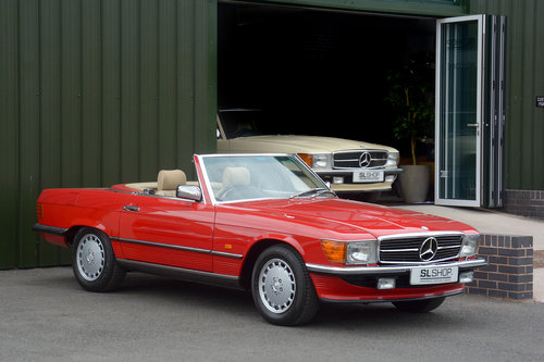 1988 MERCEDES-BENZ 420 SL | STOCK #2003 For Sale (picture 1 of 6)