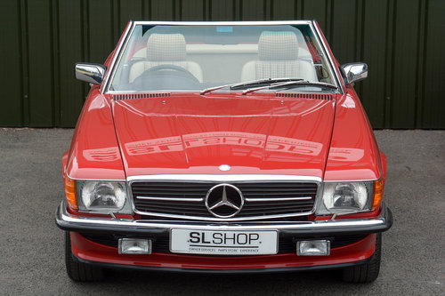 1988 MERCEDES-BENZ 420 SL | STOCK #2003 For Sale (picture 2 of 6)