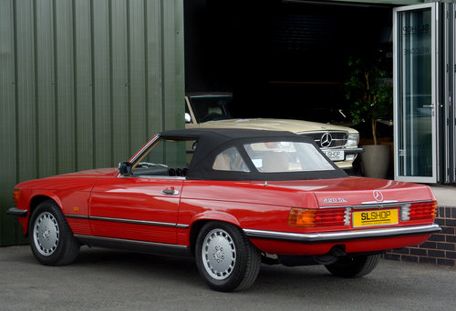 1988 MERCEDES-BENZ 420 SL | STOCK #2003 For Sale (picture 3 of 6)