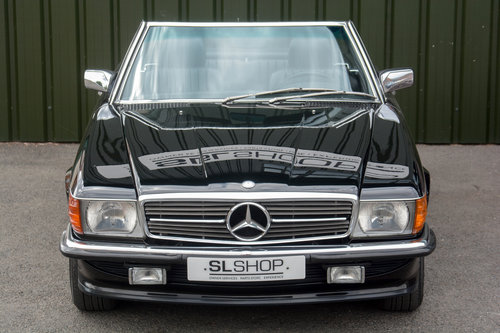 1989 MERCEDES-BENZ  500 SL LHD   STOCK # 2028 For Sale (picture 2 of 6)