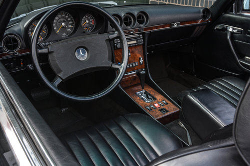 1989 MERCEDES-BENZ  500 SL LHD   STOCK # 2028 For Sale (picture 4 of 6)