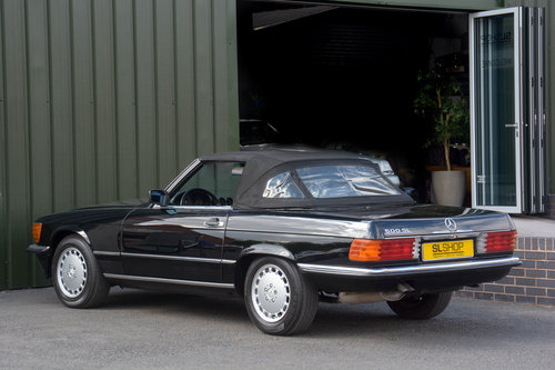 1989 MERCEDES-BENZ  500 SL LHD   STOCK # 2028 For Sale (picture 5 of 6)