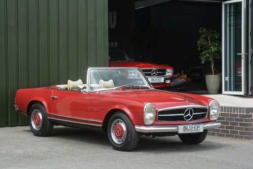 1969 MERCEDES-BENZ 280 SL   STOCK #2020 For Sale (picture 1 of 6)