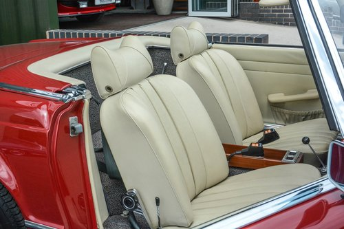 1969 MERCEDES-BENZ 280 SL   STOCK #2020 For Sale (picture 3 of 6)