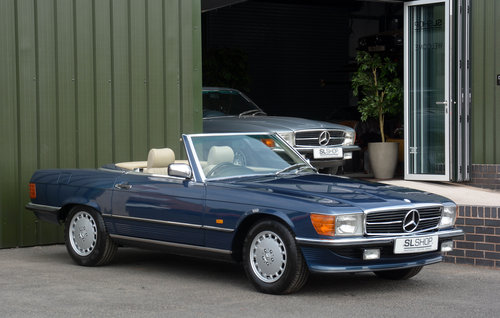1988 MERCEDES-BENZ 300 SL | STOCK #2018 For Sale (picture 1 of 6)