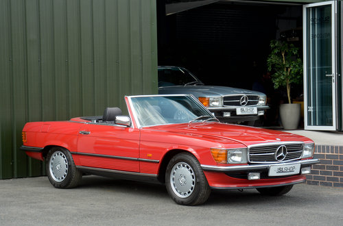 1989 MERCEDES-BENZ 420 SL | STOCK #1922 For Sale (picture 1 of 6)