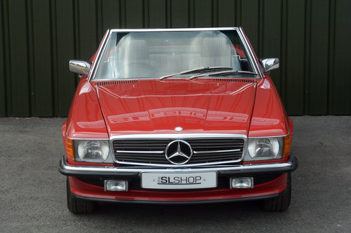 1989 MERCEDES-BENZ 420 SL | STOCK #1922 For Sale (picture 2 of 6)