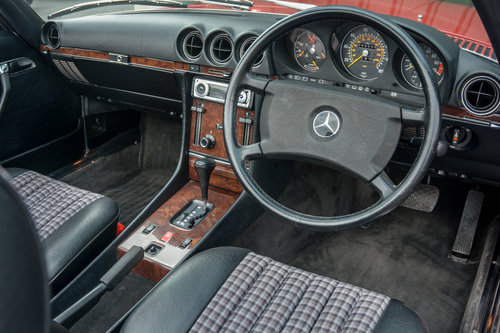 1989 MERCEDES-BENZ 420 SL | STOCK #1922 For Sale (picture 3 of 6)