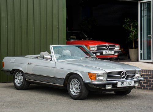 1984 | Mercedes-Benz R107 | 500 SL STOCK #1946 For Sale (picture 1 of 6)