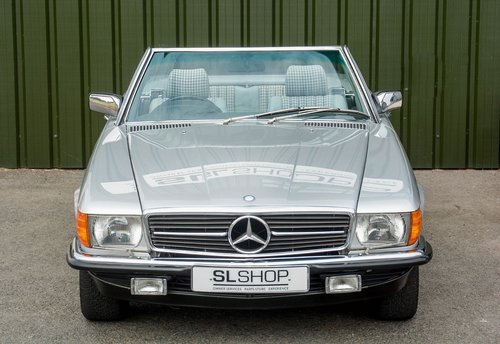 1984 | Mercedes-Benz R107 | 500 SL STOCK #1946 For Sale (picture 2 of 6)