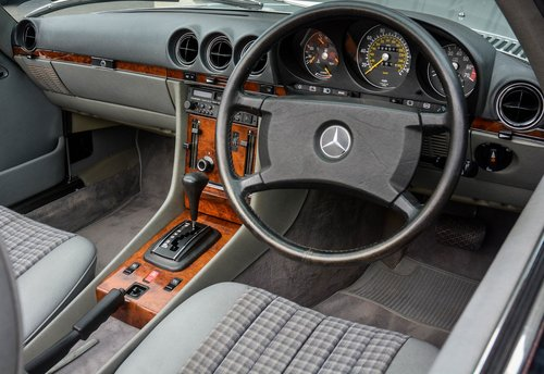 1984 | Mercedes-Benz R107 | 500 SL STOCK #1946 For Sale (picture 3 of 6)