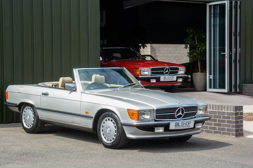 1986 | Mercedes Benz R107 | 300SL STOCK #1970 For Sale (picture 1 of 6)