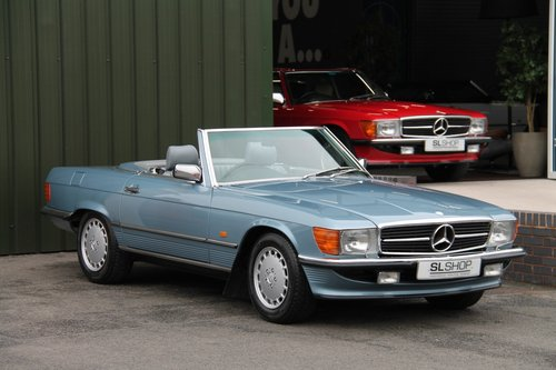 1987 MERCEDES-BENZ 300 SL | STOCK #2004 For Sale (picture 1 of 6)