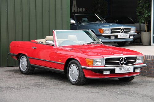 1987 MERCEDES-BENZ 300 SL   STOCK #2030 For Sale (picture 1 of 6)