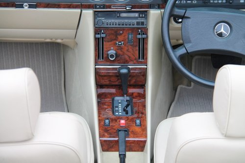 1987 MERCEDES-BENZ 300 SL   STOCK #2030 For Sale (picture 6 of 6)