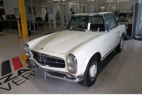 1968 Mercedes 280 SL SOLD (picture 1 of 1)