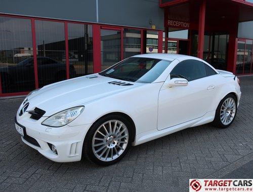2006 Mercedes SLK55 AMG 5.4L V8 LHD 360HP For Sale (picture 1 of 6)