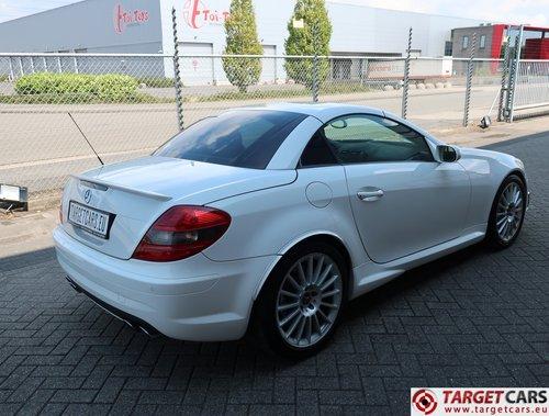 2006 Mercedes SLK55 AMG 5.4L V8 LHD 360HP For Sale (picture 3 of 6)