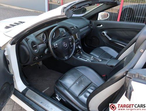 2006 Mercedes SLK55 AMG 5.4L V8 LHD 360HP For Sale (picture 5 of 6)