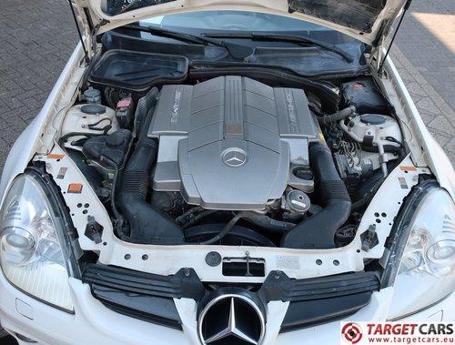 2006 Mercedes SLK55 AMG 5.4L V8 LHD 360HP For Sale (picture 6 of 6)